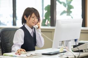 女性職員も働きやすい職場環境